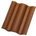 Azzurro Primo 1/1 barna tetőcserép