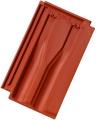 Tondach Tangó+ 1/1 piros tetőcserép