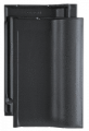 Creaton Balance 1/1 fekete matt engóbozott tetőcserép