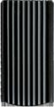 Creaton Hortobágy hornyolt 1/1 fekete matt engóbozott tetőcserép