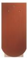 Creaton Klassik kerekvágású 1/1 vörös engóbozott