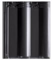 Creaton Maxima 1/1 fekete engóbozott tetőcserép