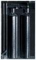 Creaton Ratio 1/1 palaszürke üvegmázas FINESSE tetőcserép
