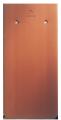 Creaton Sakral egyenesvágású 1/1 natúrvörös tetőcserép