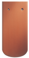 Creaton Sakral kosárvágású 1/1 natúrvörös tetőcserép
