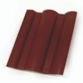 Terrán Danubia Resistor 1/1 merlot tetőcserép