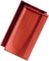 Tondach Bolero 1/1 piros tetőcserép