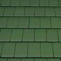 Tondach Figaro 1/1 sötétzöld tetőcserép