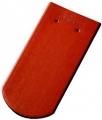 Tondach Hódfarkú 18x38 1/1 piros tetőcserép