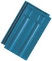 Tondach Jupiter 1/1 kék tetőcserép