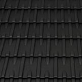 Tondach Norma 1/1 antracit tetőcserép