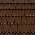 Tondach Norma 1/1 sötétbarna tetőcserép